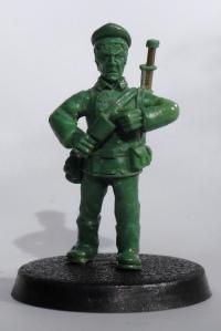 Soviet Naval Brigade Trooper Grenade